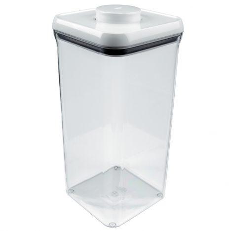 מיכל אחסון POP – רבוע גדול 5.2 ליטר