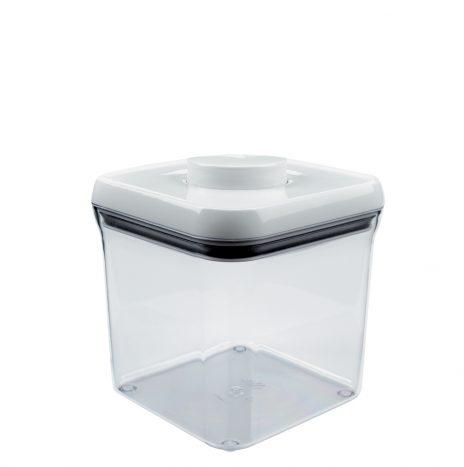 מיכל אחסון POP – רבוע גדול 2.3 ליטר