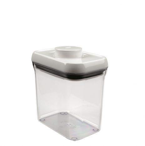מיכל אחסון POP -מלבני 1.4 ליטר