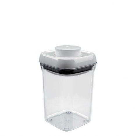 מיכל אחסון POP – רבוע קטן 0.9 ליטר