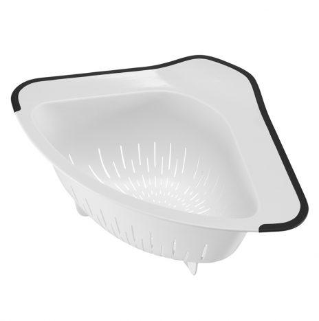 """מסננת פלסטיק לכיור """"משולש"""""""