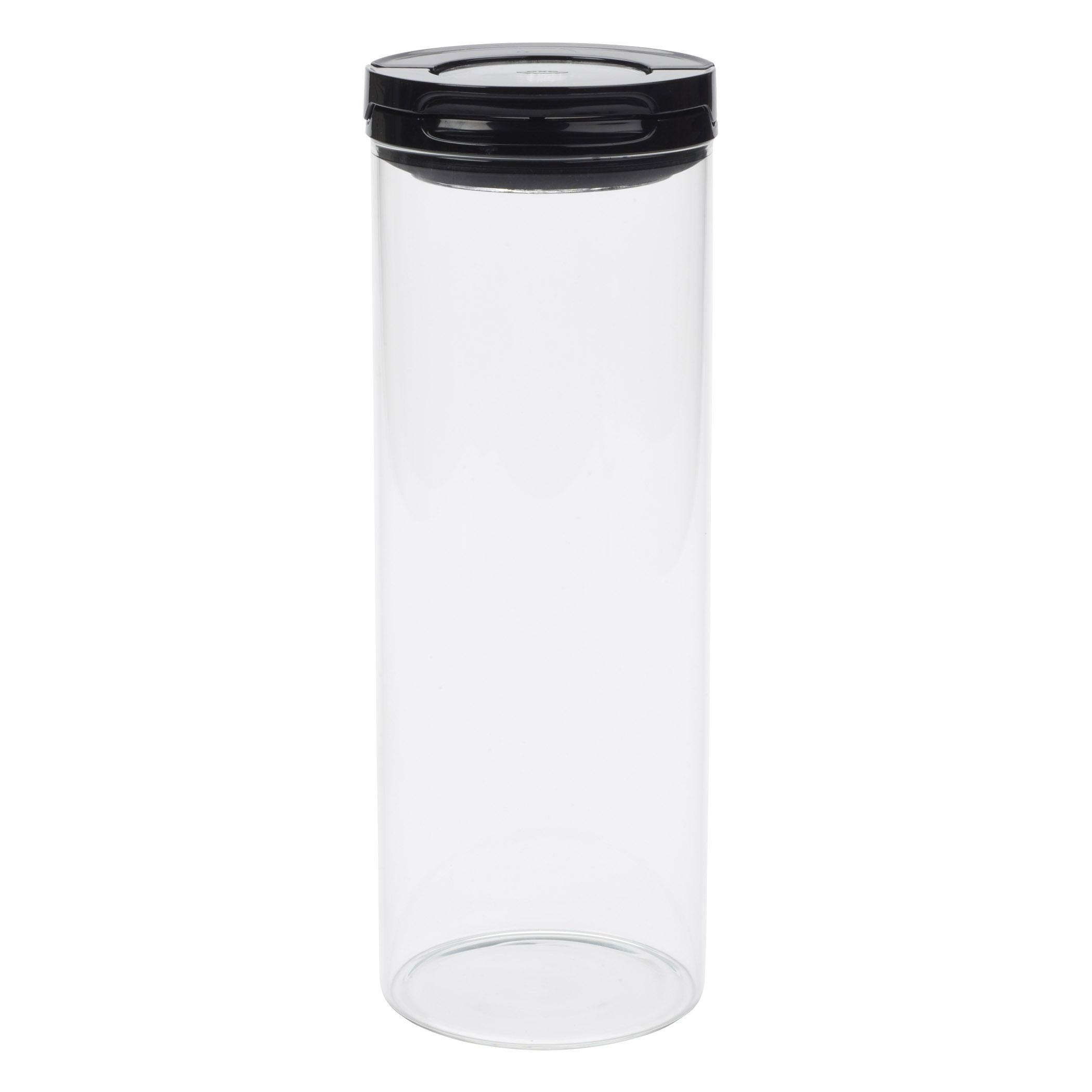מיכל זכוכית פליפלוק - 2.3 ל'
