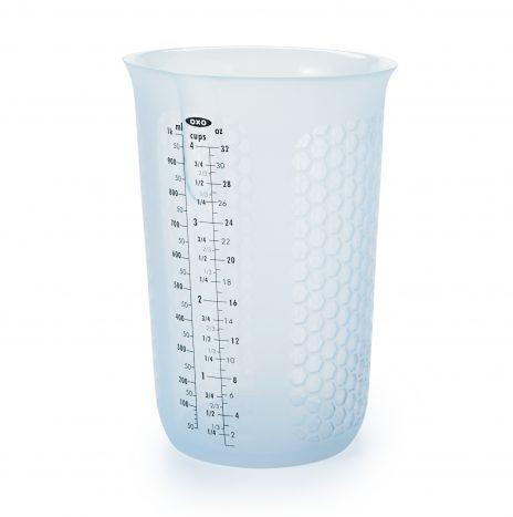 OXO כוס מידה סיליקון 4 כוסות