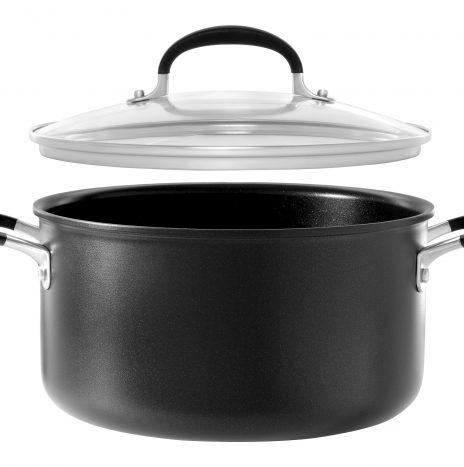 סיר מרק ״נון סטיק״ 24 ס״מ, 5.7 ליטר